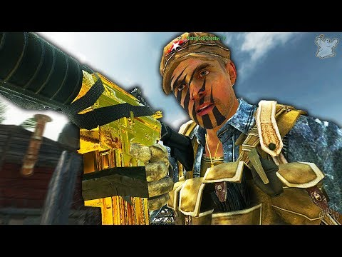 The COMMANDO In BLACK OPS Is 😍