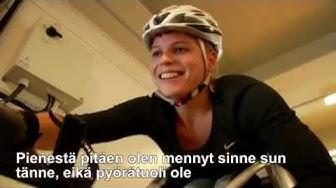 Ratakelaaja Amanda Kotajan tie Rion paralympialaisiin |Veikkaus