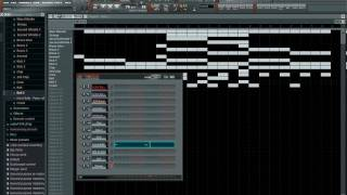 Young Jeezy ft. USDA White Girl Remake on FL Studio 8