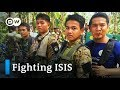 Philippines army and Muslim rebels join forces against ISIS | DW News