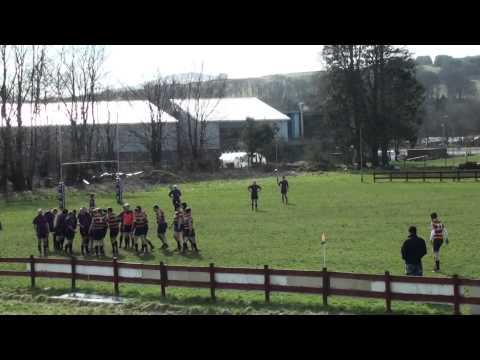 Moffat Rams VS Police Scotland Second Half p2