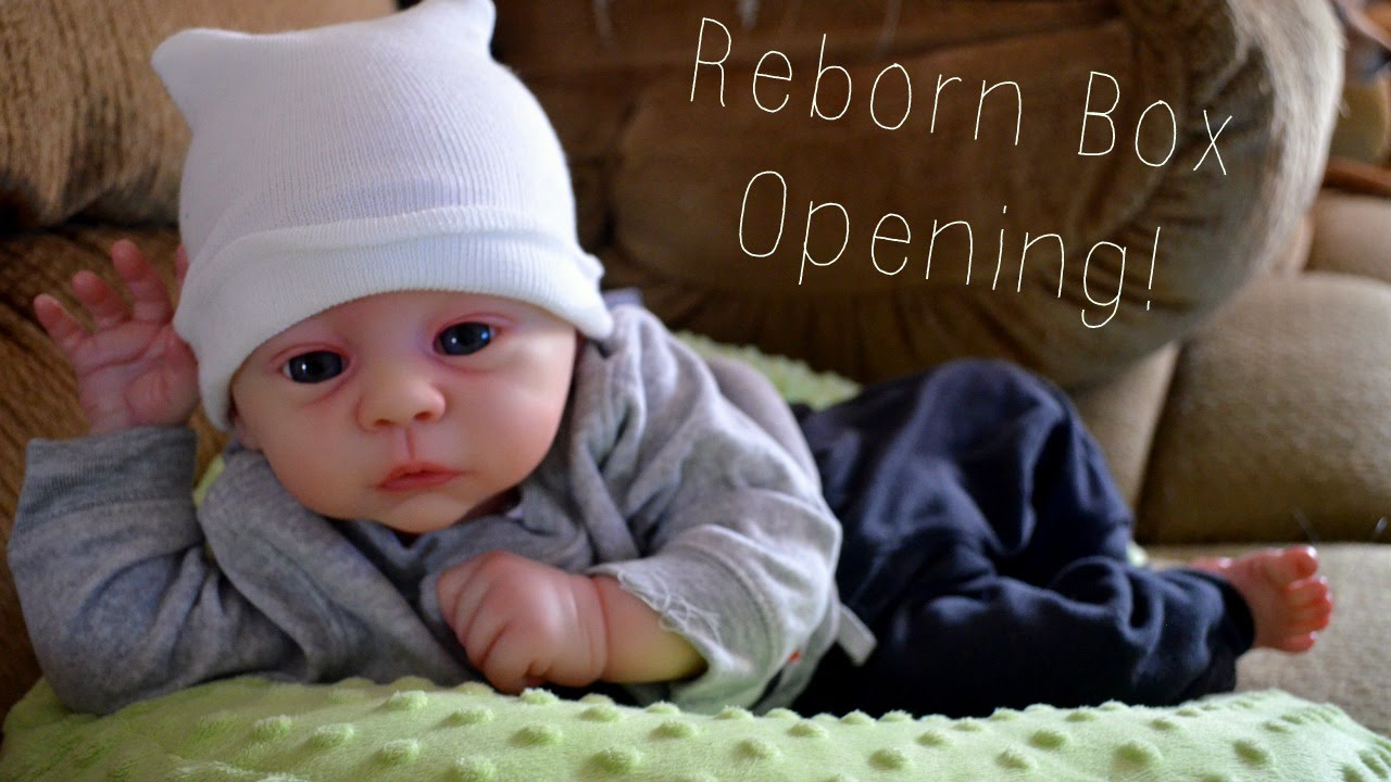 Reborn Doll Box Opening Of Harlow By Ltr Real Life Like