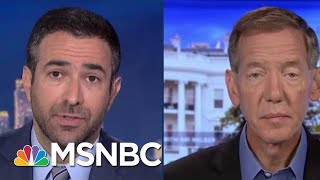 Former Fox News Reporter Unloads On Trump's Embarrassing Conduct | The Beat With Ari Melber | MSNBC