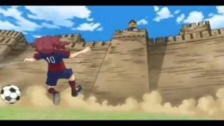 Inazuma Eleven GO Biba! The Great Wall (ビバ!万里の長城)