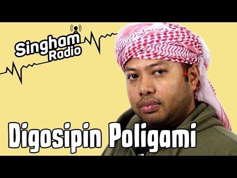 Hukumnya Becandain Orang Arab - Radio Singham 8 with Duo Harbatah