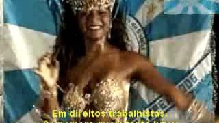 Carnaval Rio 2008 - GRES Unidos de vila isabel