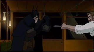 Batman vs Jack the Ripper
