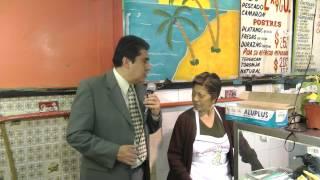 Entrevistas a locatarios del Mercado Bramadero