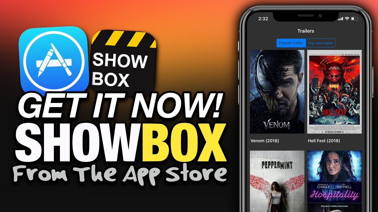 showbox movie app play store
