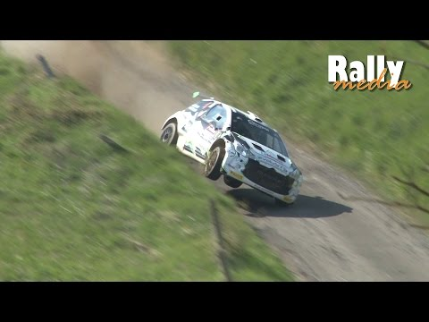 Rallye de Wallonie 2017 - Best of by Rallymedia