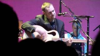 David Gray, We Could Fall In Love Again Tonight, Detroit, 26 Feb 2011