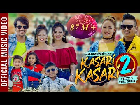 Kasari Kasari 2  Tanka Budathoki  Melina Rai  Official Song 2019 Tik Tok Ma Dekheko