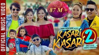 KASARI KASARI 2 | Tanka Budathoki | Melina Rai | Official Song 2019 TIK TOK MA DEKHEKO