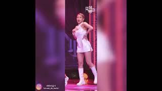 20210205 뮤직뱅크 I'm Not Cool - 댄서 유슬기 직캠 (Dancer Yuseulki FanC…