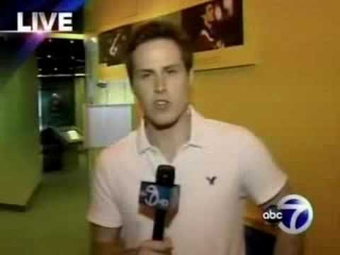 Sports Museum of America on WABC! Part 1