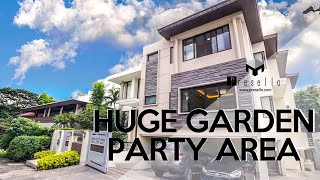 [Ayala Alabang] Charming Classic House and Lot for Sale in Ayala Alabang