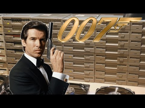 The Floppotron: James Bond Theme