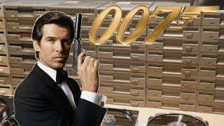 the Floppotron: James Bond Theme