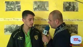 Berretti, Juve Stabia-Lecce 0-0, Kevin Stallone, centr. Juve Stabia