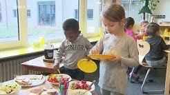 """Frühstück für arme Kinder - """"Kinderchancen"""" Singen"""