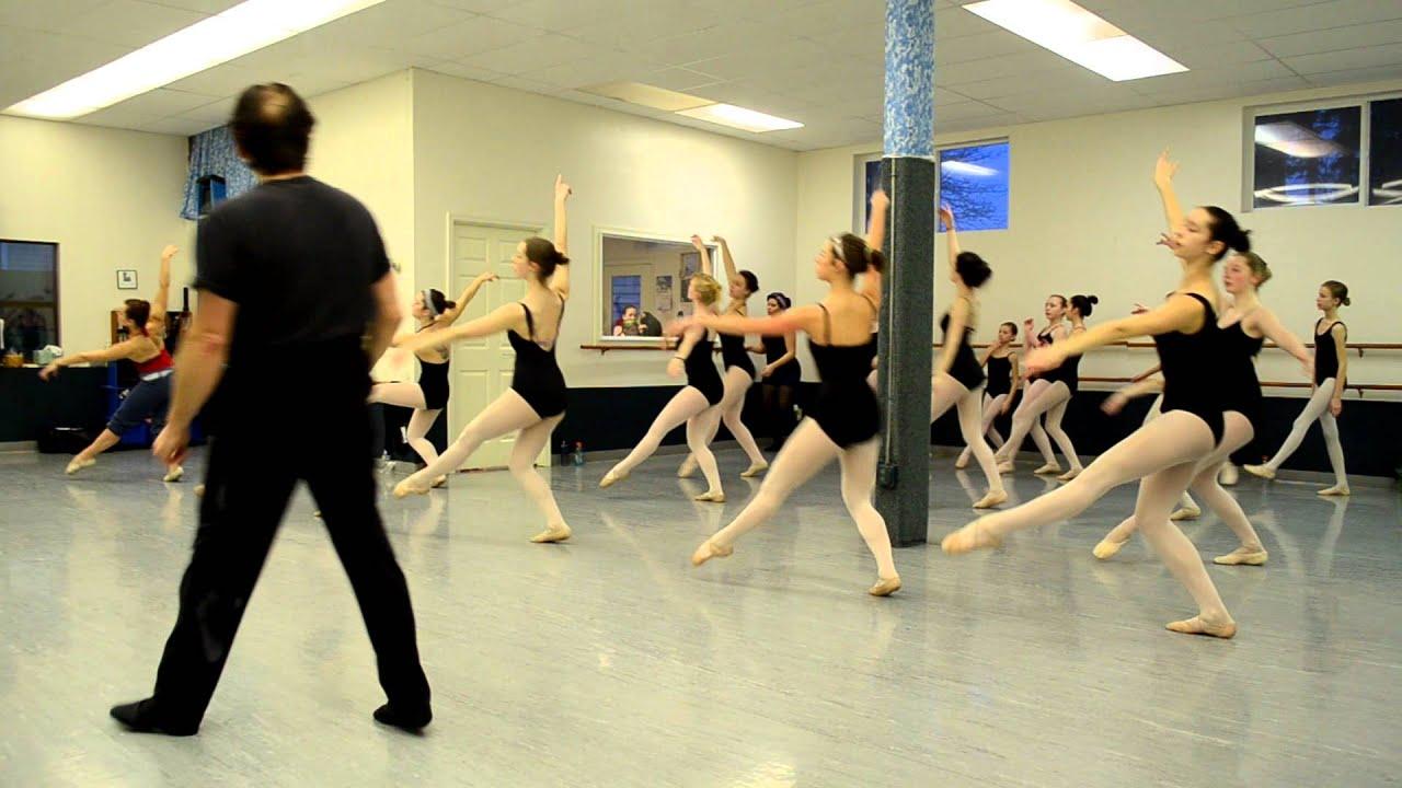 Reflections School of Dance - Ballet Workshop with Marco Carrabba ...