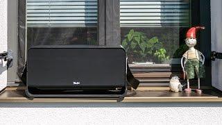 Teufel Boomster XL - sich beim Nachbarn beliebt machen (deutsch)