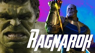 Thor Ragnarok Post Credits - Will Thanos Use Hulk Against The Avengers in Avengers Infinity Saga?