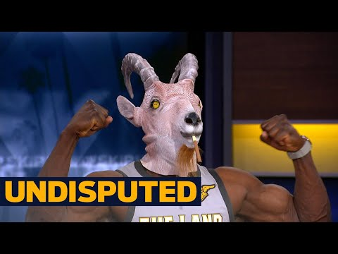Shannon Sharpe reacts to LeBron's Cavs Game 3 blowout win over the Celtics | NBA | UNDISPUTED