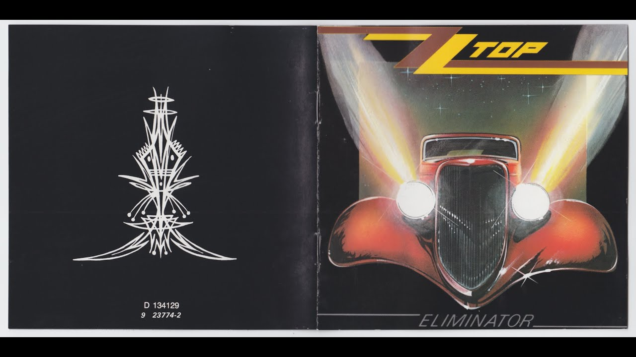 ZZ Top Sharp Dressed Man I Got The Six La Grange