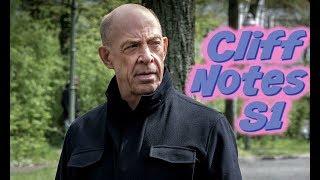 Counterpart Season 1 Recap Cliff Notes | BuzzChomp TV