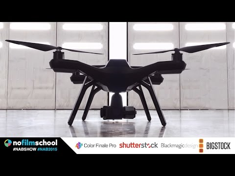 3D Robotics' Solo Smart Drone Is Absolutely Mesmerizing