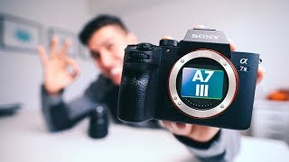 THE CHEAP AND AFFORDABLE FULL FRAME CAMERA! - Sony A7III REVIEW!