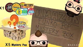 AMAZON FUNKO POP CHASE MYSTERY BOX