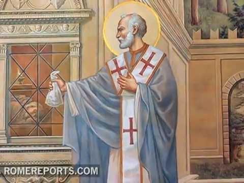 ¿Quién fue San Nicolás? La historia del verdadero Santa Claus