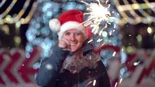 Курорт Красная Поляна поздравляет вас с Новым 2021 годом!