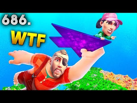 Fortnite Funny WTF Fails and Daily Best Moments Ep.686