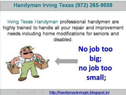 Handyman Irving Texas