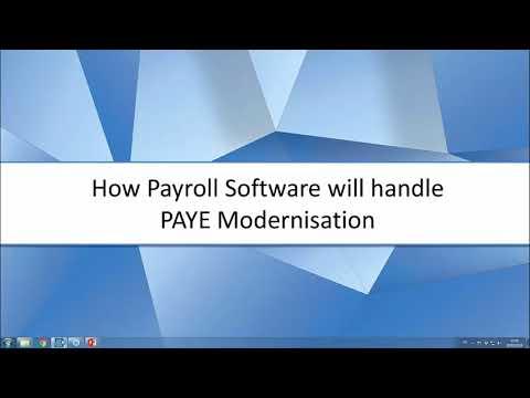 Payroll Bureaus: Getting ready for PAYE Modernisation
