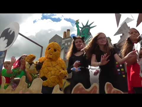 Comrie Fortnight Float Parade 2017