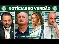 Palmeiras acerta contratação para o ataque | Palmeiras terá maior faturamento da história