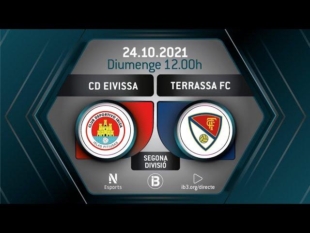 SEGONA DIVISIÓ // CD EIVISSA - TERRASSA FC