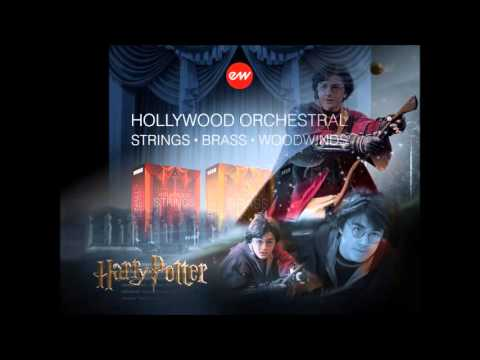 """Harry Potter - """"Hedwig's Theme""""(Full Ver) East West Hollywood Strings/Brass/Woodwinds & EWQLSO Demo"""