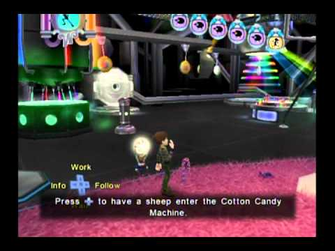 Charlie And The Chocolate Factory Movie Game Walkthrough Part 7 (GameCube)
