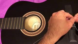 Unboxing Of D'Addario Pro ARTE EJ43 Light Tension Strings