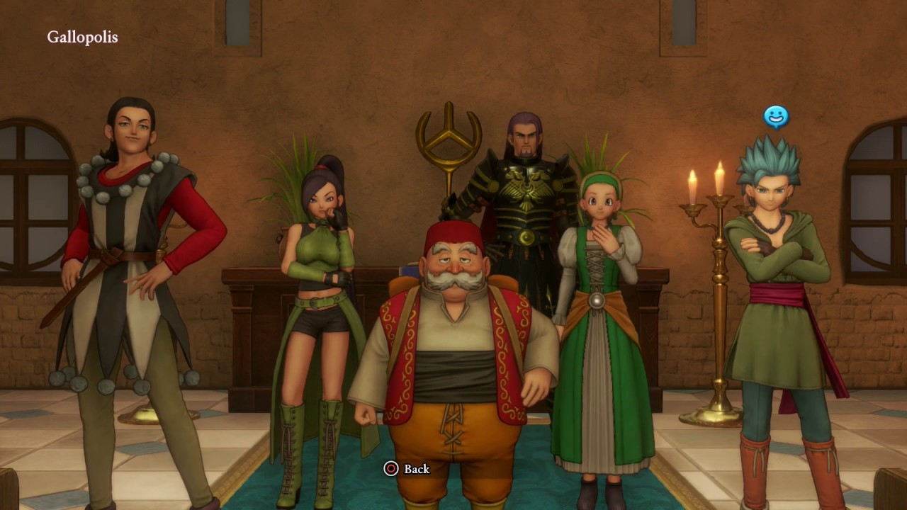 dragon quest xi ps4 playthrough 109 hotto the beast