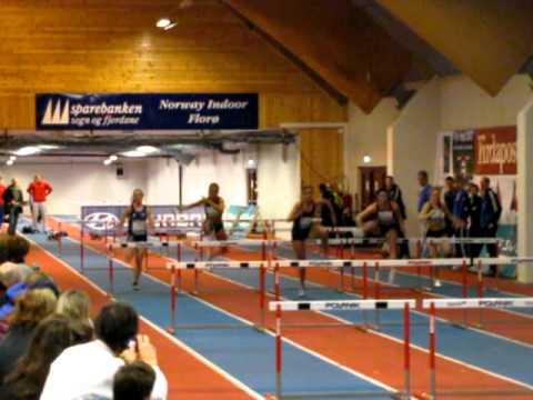 Florø Indoor 60mh Women