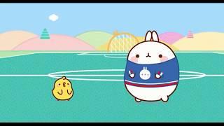 Большой футбол Лига Европы  мультфильмы все серии / День рождения 4 года Smaile Tosha