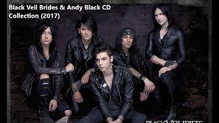 Black Veil Brides & Andy Black CD Collection (2017)
