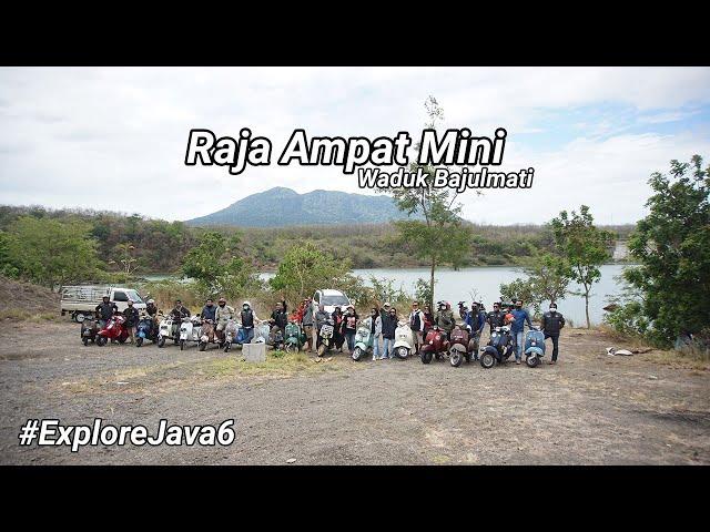 Raja Ampat Mini Waduk Bajulmati - Explore Java #6