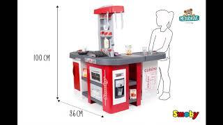 Dětská kuchyňka Tefal Studio XXL Smoby elektronick